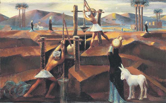 Tembus Rp39 M Ini 5 Lukisan oleh Seniman Islam Termahal Sepanjang Sejarah - Foto 3
