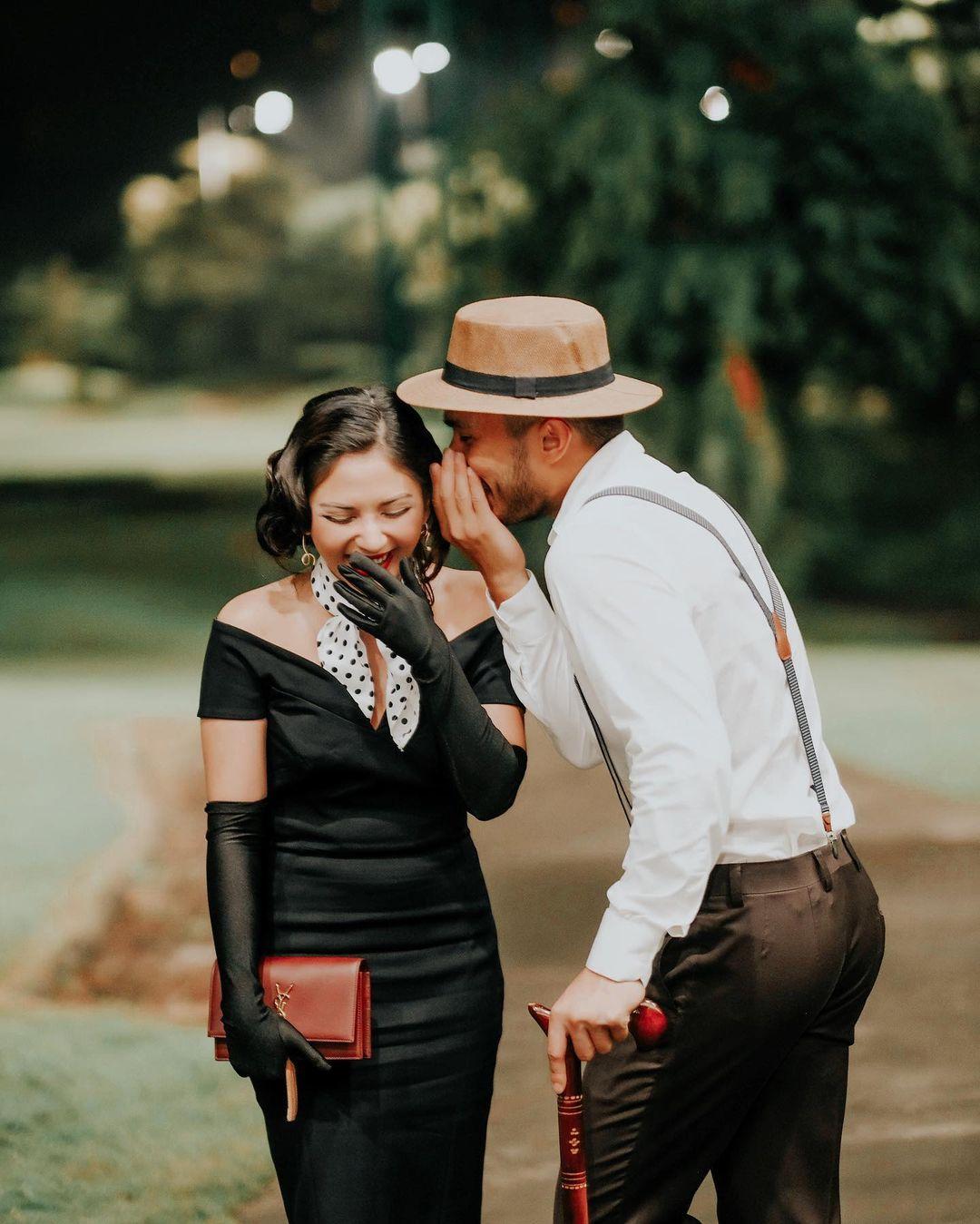 Bikin Baper, 7 Potret Romantis Jessica Mila dan Yakup Hasibuan - Foto 1