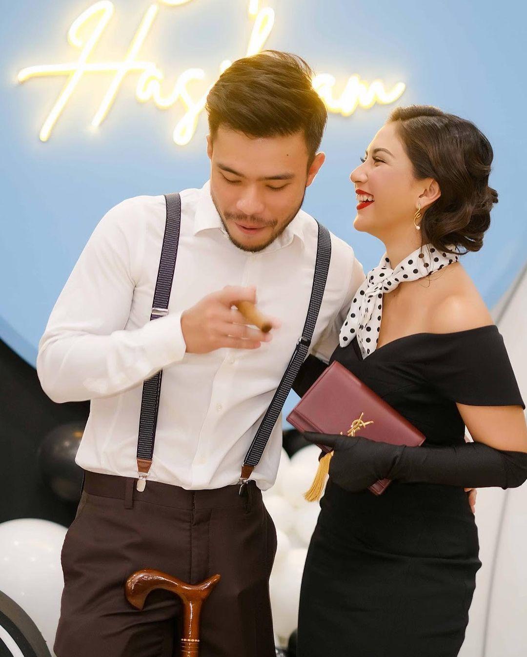 Bikin Baper, 7 Potret Romantis Jessica Mila dan Yakup Hasibuan - Foto 2
