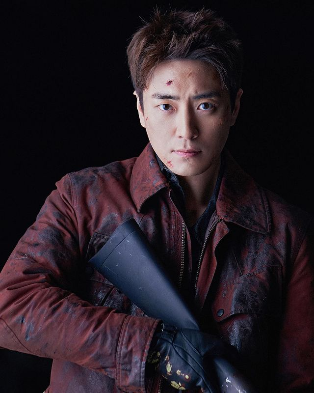 7 Potret Lee Joon-hyuk Jadi Detektif Tangguh di Drama Dark Hole, Penuh Pesona - Foto 2