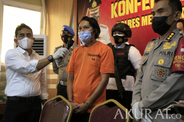 Rilis Kasus Narkoba yang Melibatkan Personel Band Deadsquad
