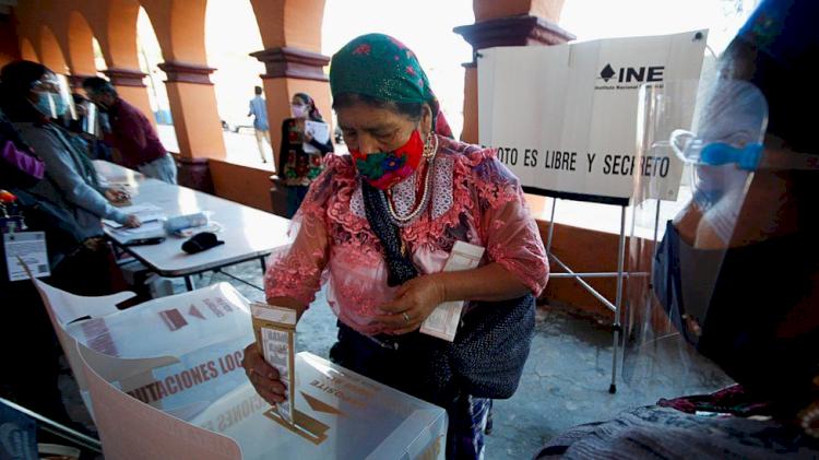 Pemilu Meksiko Penuh Kekerasan, Dukungan Rakyat pada Presiden Andres Manuel Menyusut - Foto 1