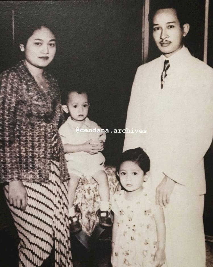 100 Tahun Soeharto, 7 Potret Hangat Kenangan Sang Presiden dengan Keluarga - Foto 2