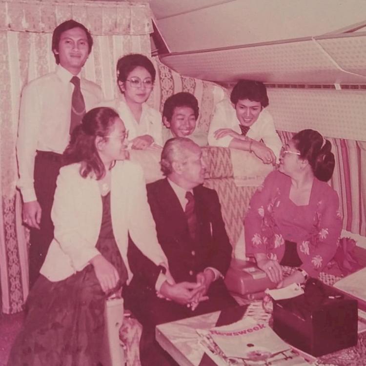 100 Tahun Soeharto, 7 Potret Hangat Kenangan Sang Presiden dengan Keluarga - Foto 5