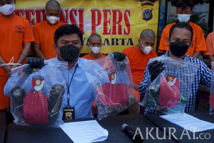 Kasus Pengeroyokan Tewaskan Pria di Yogyakarta, Polisi Tangkap 10 Pelaku - Foto 1