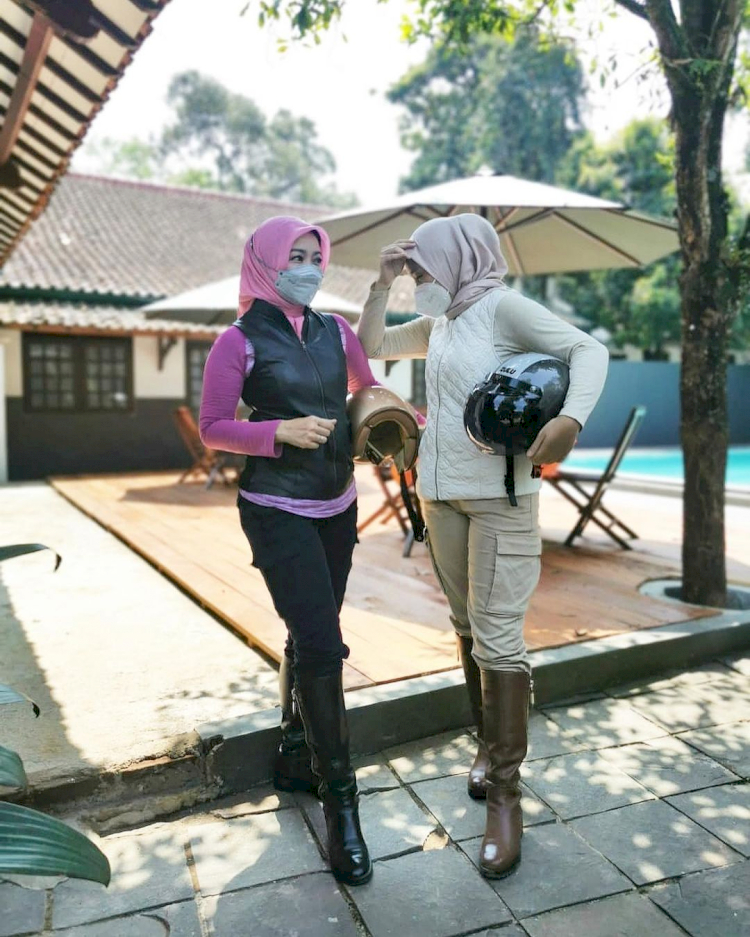 7 Potret Camillia Laetitia Azzahra, Putri Ridwan Kamil yang Makin Memesona - Foto 4