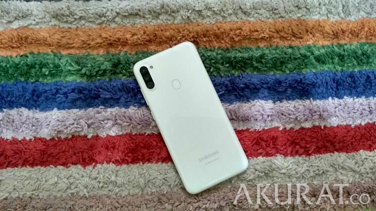 Samsung Galaxy A11, Baterai Tahan Lama dengan Pengisian Cepat - Foto 2