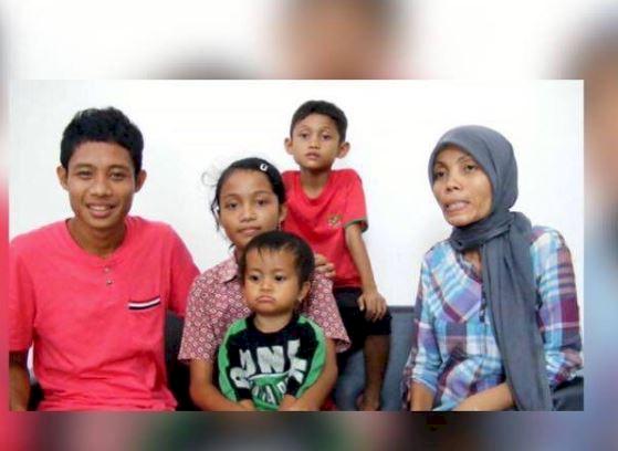 5 Momen Hangat Kapten Timnas Evan Dimas bareng Keluarga, Sayang Ibu dan Istri - Foto 3