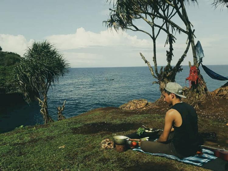 7 Potret Foel La Ode, Peserta MasterChef Indonesia Season 8 yang Hobi Traveling - Foto 6