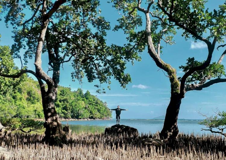 7 Pesona Kabupaten Kepulauan Sangihe yang Jarang Tersorot, Bak Surga Tersembunyi - Foto 7
