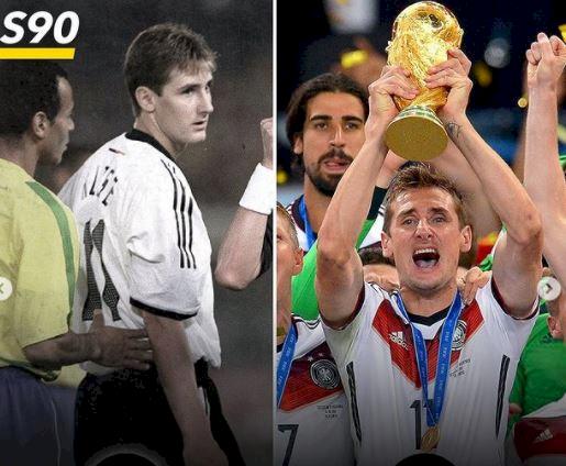 5 Potret Tak Pernah Menyerah Bintang Sepak Bola Dunia, Gagal Lalu Juara - Foto 2