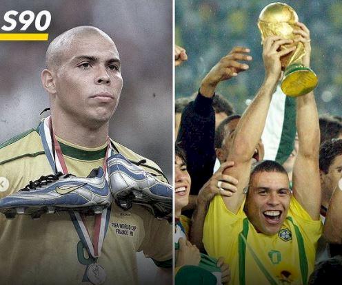 5 Potret Tak Pernah Menyerah Bintang Sepak Bola Dunia, Gagal Lalu Juara - Foto 3