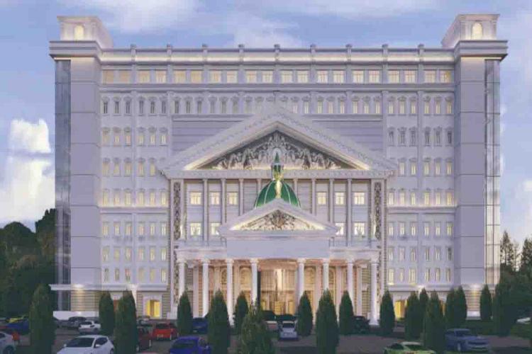 5 Fakta Penting Grand Heaven, Hotel Mayat Super Mewah yang Viral di Medsos - Foto 1