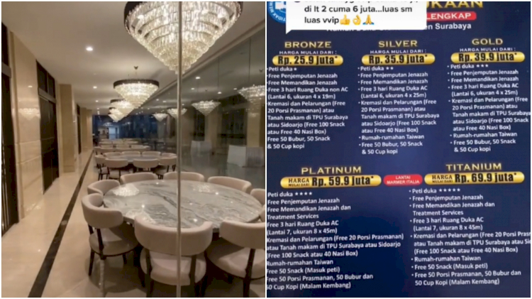 5 Fakta Penting Grand Heaven, Hotel Mayat Super Mewah yang Viral di Medsos - Foto 4