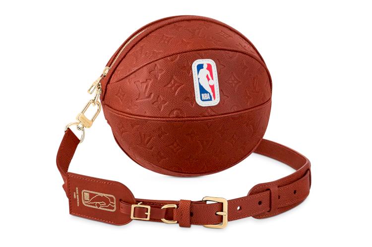 Louis Vuitton Meluncurkan Tas Bola Basket Seharga Rp63 Juta - Foto 1