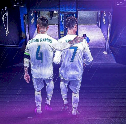 Ramos Tinggalkan Madrid, Ini 5 Ilustrasi Keren Gambarkan Hebatnya Karier di Madrid - Foto 5