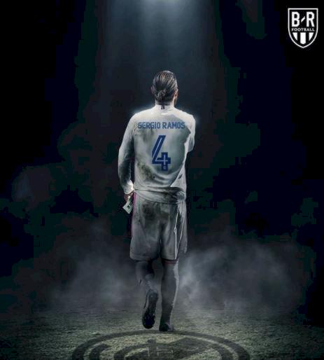 Ramos Tinggalkan Madrid, Ini 5 Ilustrasi Keren Gambarkan Hebatnya Karier di Madrid - Foto 1