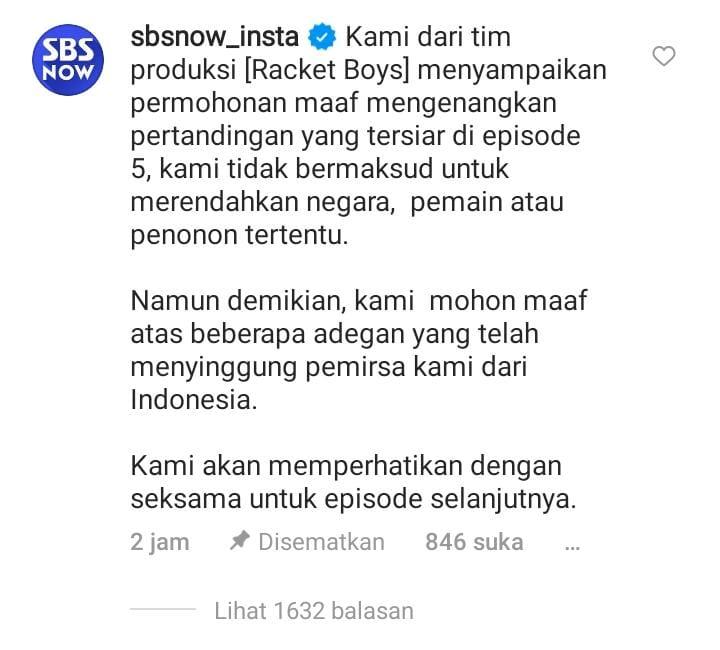 Pihak SBS Sudah Minta Maaf Rendahkan Indonesia, Warganet Masih Tak Terima - Foto 1