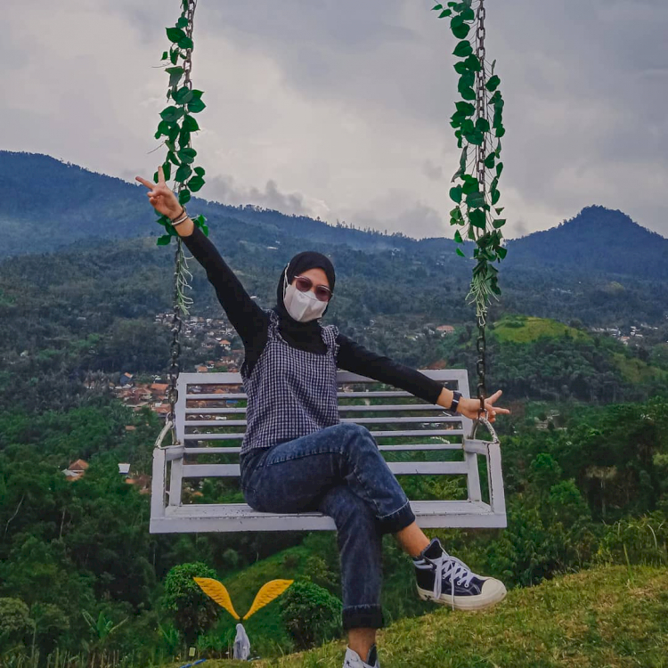 7 Pesona Cicalengka Dreamland, Wisata Baru yang Wajib Dikunjungi di Jawa Barat - Foto 5