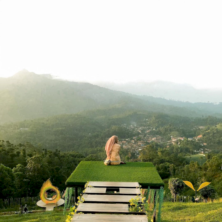 7 Pesona Cicalengka Dreamland, Wisata Baru yang Wajib Dikunjungi di Jawa Barat - Foto 6