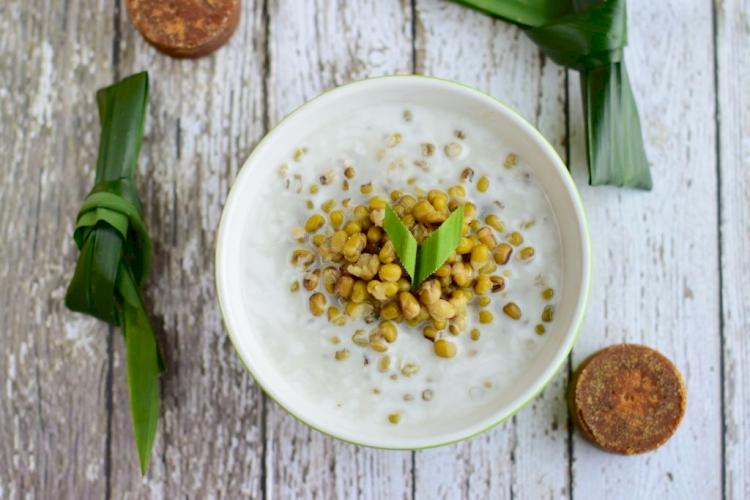 Resep Bubur Kacang Ijo Rumahan, Cocok Dinikmati Kapan Saja - Foto 3