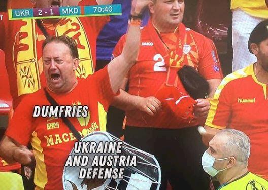 5 Meme Kocak Piala Eropa 2020 yang Membuat Ketawa Terus - Foto 1