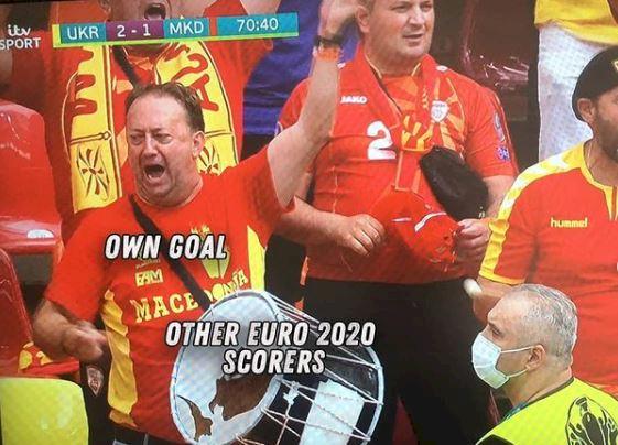 5 Meme Kocak Piala Eropa 2020 yang Membuat Ketawa Terus - Foto 5