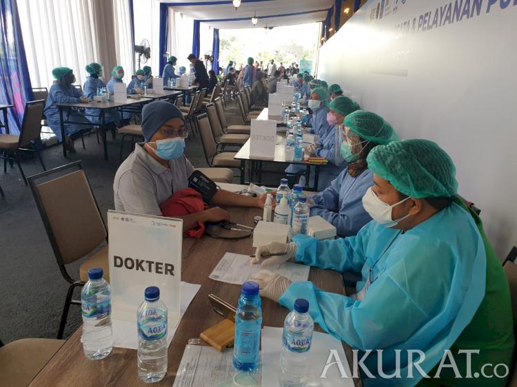Sleman Intensifkan Vaksinasi COVID-19 Pekerja Sektor Perhotelan dan Resto - Foto 1