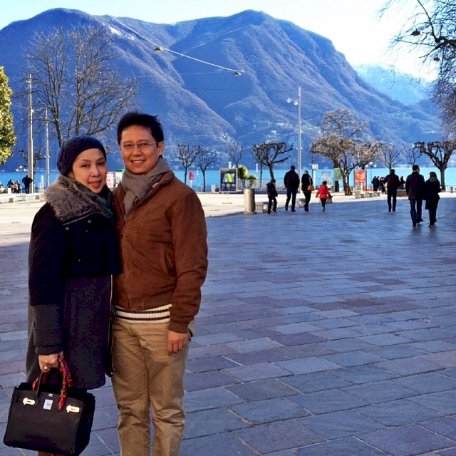 6 Potret Harmonis Menkes Budi Gunadi Sadikin dan Istri, Mesra di Berbagai Kesempatan - Foto 5