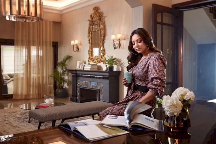 Super Mewah Ini 7 Potret Megahnya Rumah Shah Rukh Khan - Foto 6
