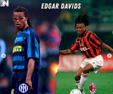 5 Foto Pemain Bintang yang Berseragam Inter dan Milan, Ada Pemain Juventus - Foto 1
