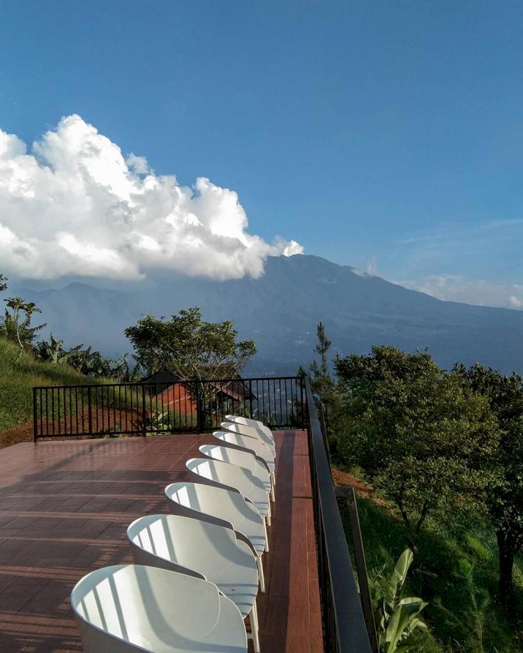 Miliki Panorama Alam Mewah, 6 Pesona Damar Langit Resort yang Bikin Betah - Foto 2