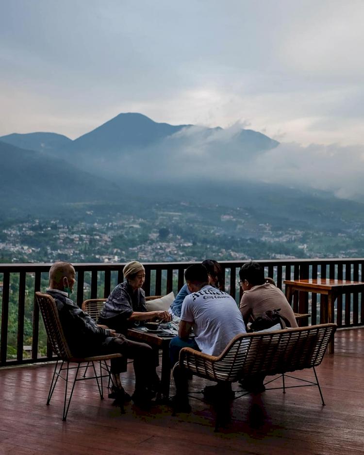 Miliki Panorama Alam Mewah, 6 Pesona Damar Langit Resort yang Bikin Betah - Foto 3