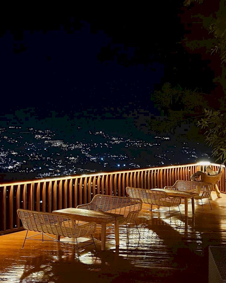 Miliki Panorama Alam Mewah, 6 Pesona Damar Langit Resort yang Bikin Betah - Foto 4
