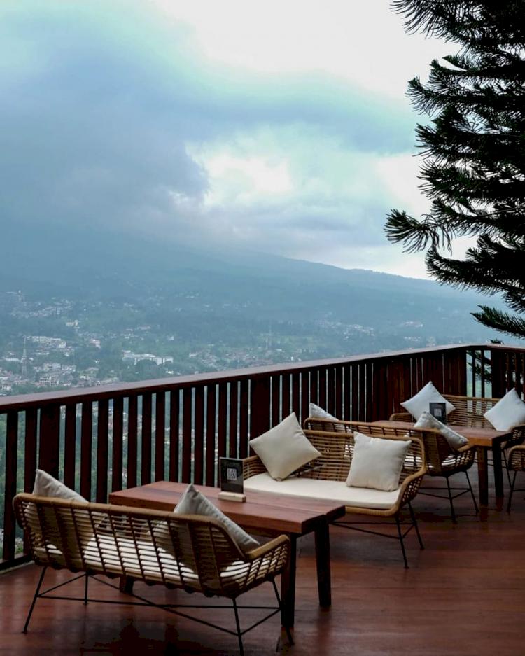 Miliki Panorama Alam Mewah, 6 Pesona Damar Langit Resort yang Bikin Betah - Foto 6