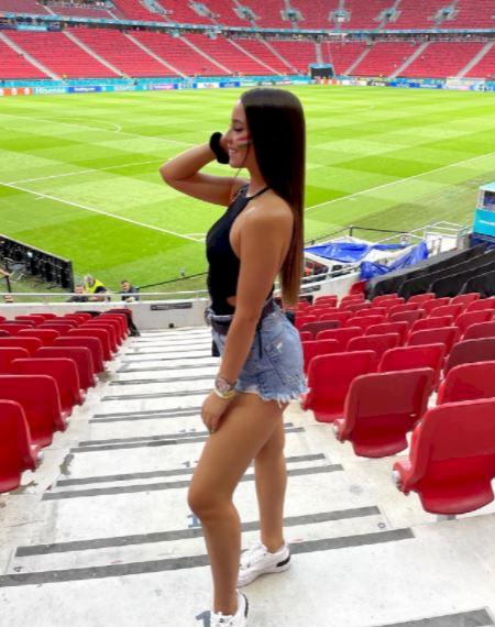 7 Potret Keindahan Euro 2020, Bikin Enggan Berpaling - Foto 5