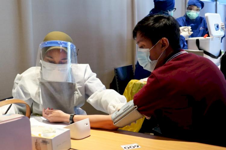 Kolaborasi dengan Perusahaan Swasta Dibutuhkan untuk Mendukung Suksesnya Program Vaksinasi - Foto 1
