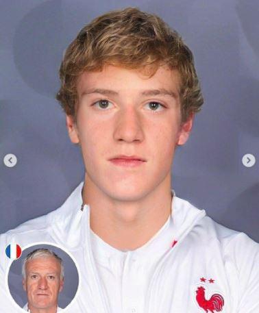 5 Editan Foto Pelatih Euro 2020 jadi Remaja, Ada yang Polos, Macho hingga Culun - Foto 5