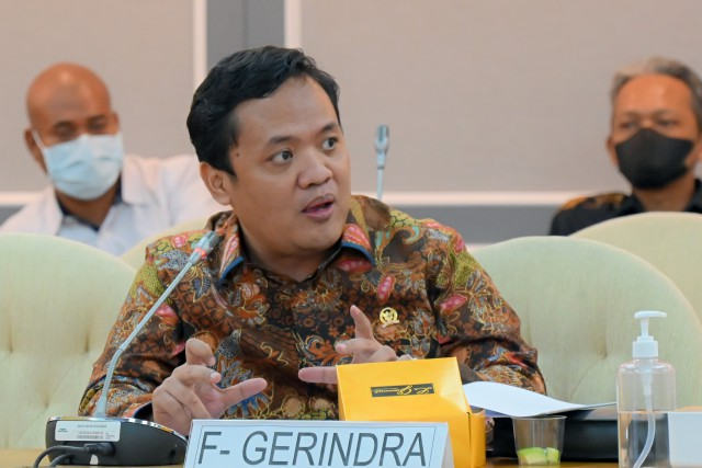 Komisi III DPR Kecewa Vonis Pemilik 802 Kg Sabu Hanya 20 Tahun Bui