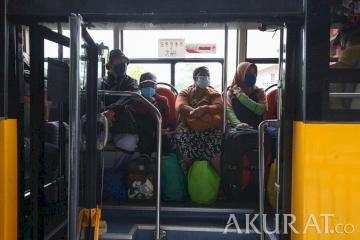 Jakarta Masuki Fase Genting Penyebaran COVID-19