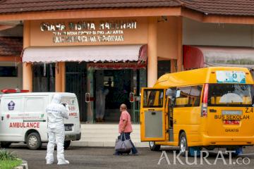 Kasus COVID-19 di DKI Jakarta Terus Meningkat Pasca-Lebaran