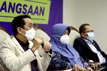 Diskusi Empat Pilar MPR Membahas Pendapatan Negara
