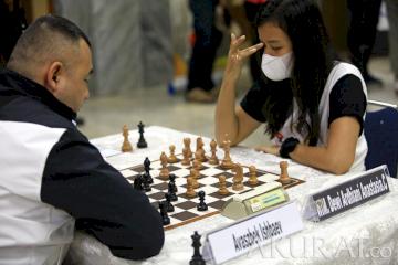 Turnamen Catur Indonesia Master Memperebutkan Piala Bergilir Ketua MPR