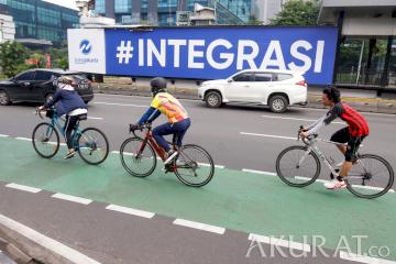 Polemik Rencana Pembongkaran Jalur Sepeda Sudirman-Thamrin