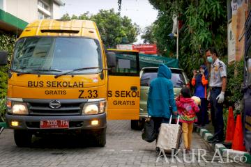 Jakarta Memasuki Fase Genting Penyebaran Penularan COVID-19