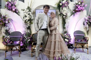 Pernikahan Rizky Billar dan Lesti Kejora Dibagi Menjadi Tiga Rangkaian