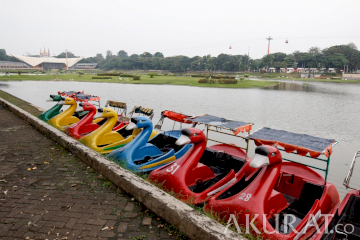 Tempat Wisata di Jakarta Ditutup Imbas Melonjaknya Kasus COVID-19