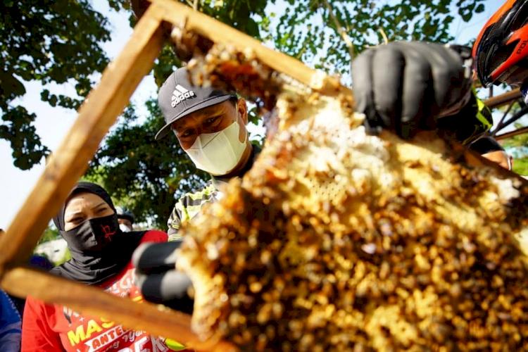 7 Potret Wali Kota Madiun Tangani Pandemi, Berdayakan PKL dan UMKM - Foto 3
