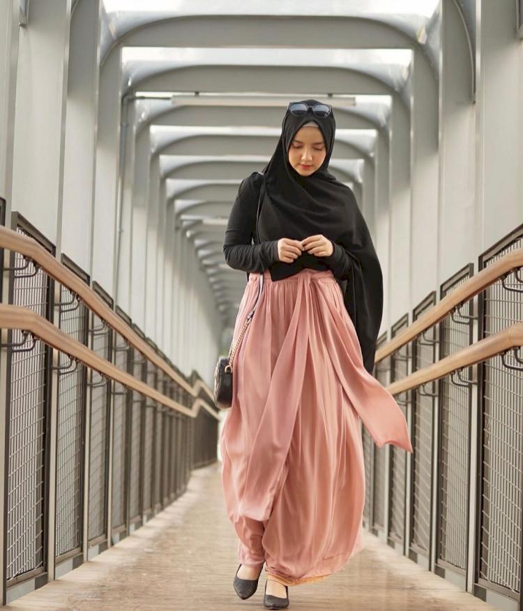 7 Potret Modis Wirda Mansur, Putri Yusuf Mansur yang Bergelimang Prestasi - Foto 5