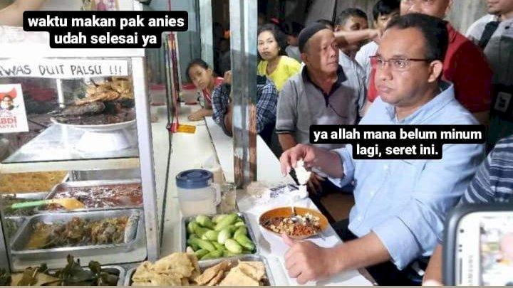 Kocak Abis, 5 Meme Peraturan PPKM Makan 20 Menit di Warung - Foto 5